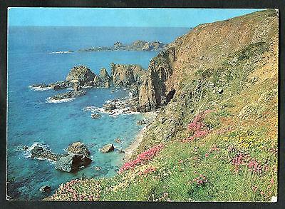C1970s View: South West Coast, Alderney, Channel Isles