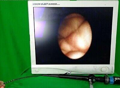 Karl Storz 11263bbu Flexible Pediatric Ureteroscope