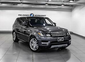 2017 Land Rover Range Rover Sport V6 HSE -1owner|NO Accidents|NAV|