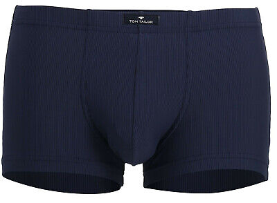 TOM TAILOR Boxershorts Gr. XL/7 blau Pant Retro Hipster Micro-Jersey Mikrofaser  ()