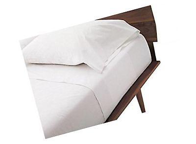 Twin Sleeper Sofa Bed Sheet Set White (36