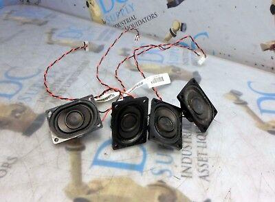 LENOVO 89P6836 39K5012 LAPTOP SPEAKER LOT OF 4