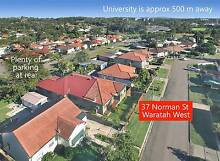 SPACIOUS, SECURE HOUSE WALKING DISTANCE TO UNI! Waratah West Newcastle Area Preview