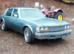 79 caddy seville