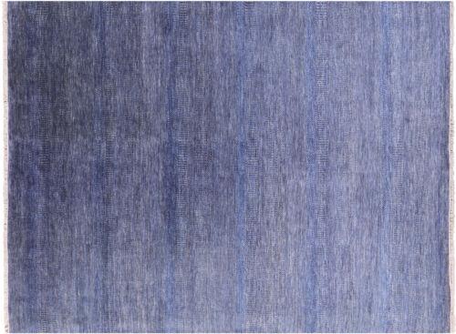 Wool & Silk Savannah Gabbeh Rug 9' X 12' - Q4061