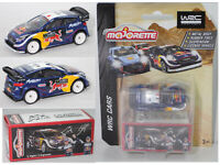 Majorette WRC Cars 212084012Q04-1//64 Ford Fiesta WRC #1 WRC Champion 2018