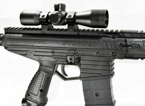 4x32 scope sight for Tippmann Stormer paintball marker paintballer optics woods