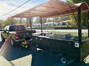 REDUCED PRICE 2016 Food Trailer