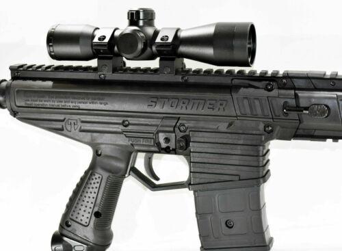 4x32 scope sight for Tippmann stormer paintball marker woodsball paintballing.