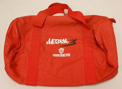 Vintage Lethal Weapon 3 movie Promotional Duffel Bag