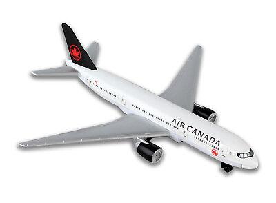 Daron Realtoy Rt5884 1 Air Canada New Livery Single Plane Diecast  New