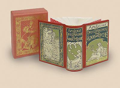 Miniaturbuch Minibuch:  Apuleius, Das Märchen von Amor und Psyche