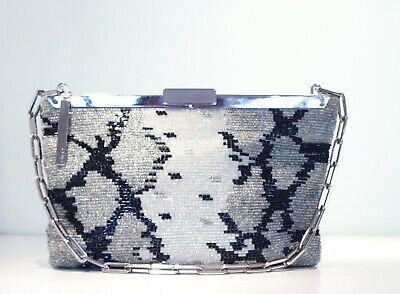 Tom Ford for Gucci rare vintage beaded evening bag S/S 2000
