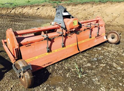 Howard Rotary Hoe and Trumble Roller FOR SALE Lismore Lismore Area Preview