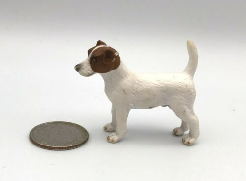 Schleich JACK RUSSELL TERRIER Male Adult 2002 Dog Figure 16331