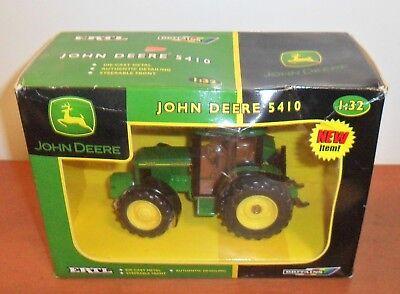 JOHN DEERE 5410, Ertl Die Cast 1:32 Farm Tractor Toy In Original Packaging