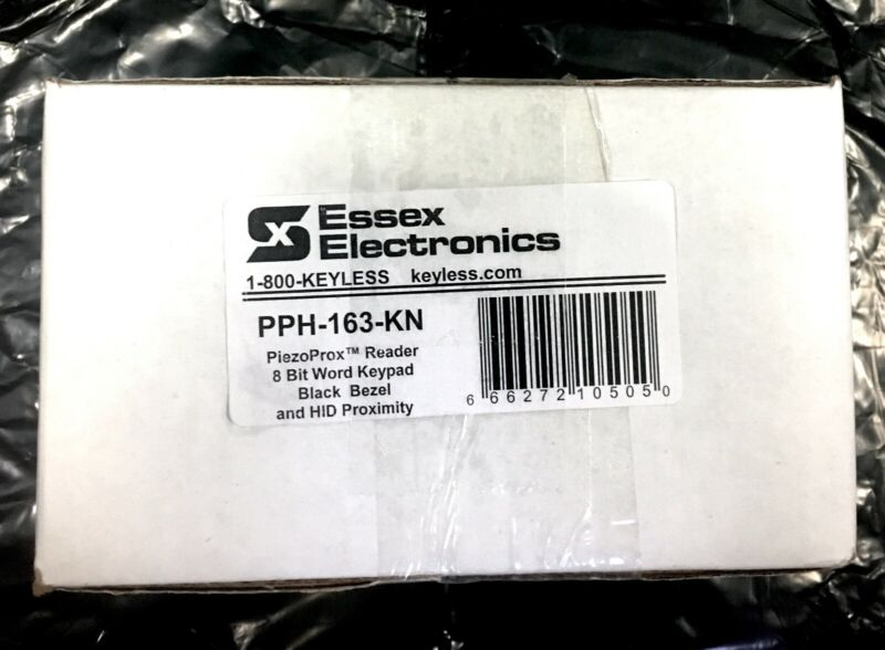 Essex Electronics PPH-163-KN Keyless Entry Kit