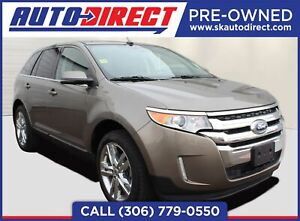 2013 Ford Edge Limited 3.5L | AWD | LEATHER | NAVAGATION | SU...