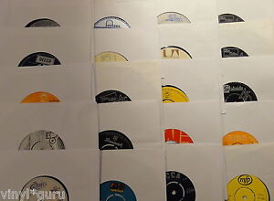 Job-Lot-of-20-x-7-Vinyl-Single-Records-for-upcycling-recycling-or-art-projects