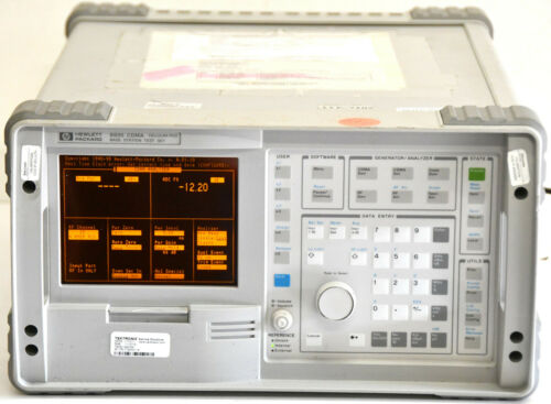 Agilent HP 8935  CDMA Base Station Test Set