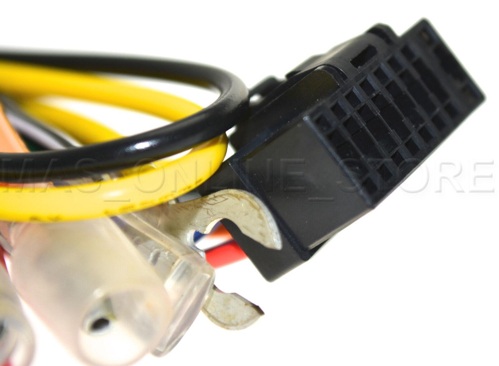 2 of 3 Alpine Cda-9813 Cda9813 Genuine Wire Harness * Pay Today Ships Today*