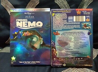 """Finding Nemo (DVD, 2013) BRAND NEW & FREE SHIPPING  *"""" FUN TO SHARE MOVIE""""*"""