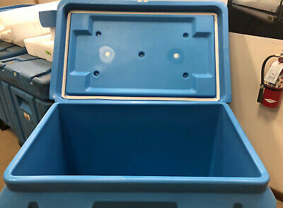 Refurbished Insulated Food Service Container 11 Cu Ft For Shipping Storage