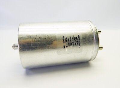 Arcotronics 60uf 850v Film Capacitor Threaded Stud Mount 85 X 137mm