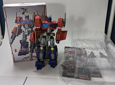 Transformers MTCD-01 Striker Manus 3rd Party Optimus Prime 2016 Maketoys