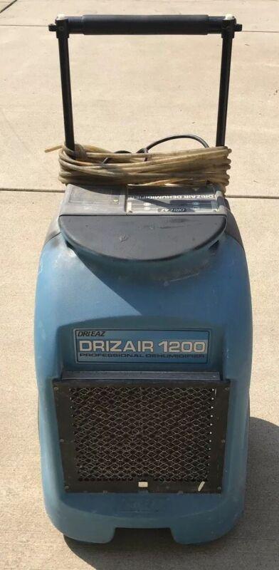 Dri-Eaz Drizair 1200 Whole House Dehumidifier F203- 2888 Hrs