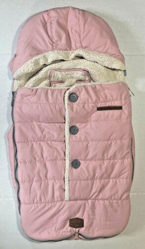 JJ Cole - Urban Bundleme, Canopy Style Bunting Bag - Pink