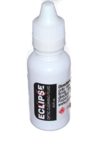 ECLIPSE 0.5oz OPTIC CLEANING FLUID / PHOTOGRAPHIC SOLUTIONS - PHOTOSOL - 0.5oz