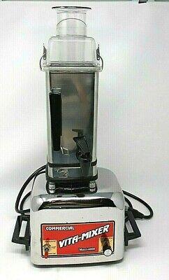 Vitamix Vita-mixer Maxi-4000 Commercial Blender Mixer