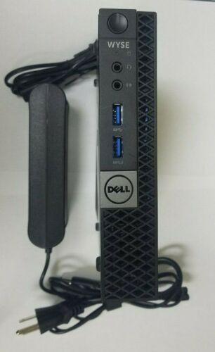 Dell Wyse 7040 i5-6500 2.40GHz 8GB SSD 128Gb >Factory warranty until Sep.2021