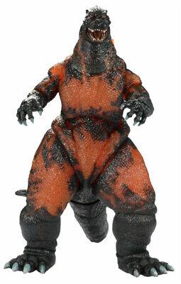 1995 Big Crimson Godzilla Mode PVC Painted Figure Statue& free shipping