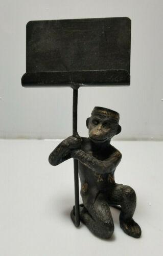 Vintage Monkey Sheet Music Stand