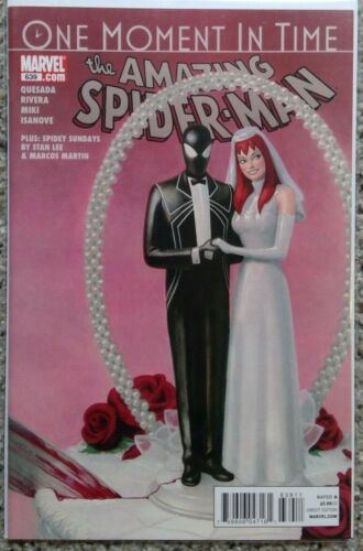 The Amazing Spiderman #639 One Moment In Time - NM or better