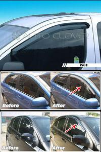 Smoke-Wind-Rain-Window-Visor-Vent-2P-For-07-11-Hyundai-i800-iMax-H1-Starex
