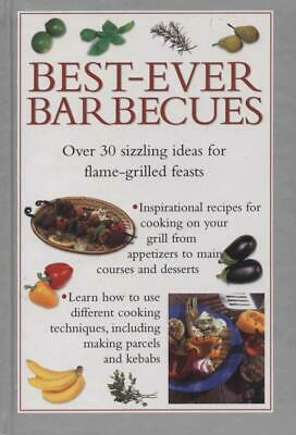 Best Ever Barbecues New Book on Cooking Kebabs Beef Chicken Vegetables (Best Ever Bbq Chicken)