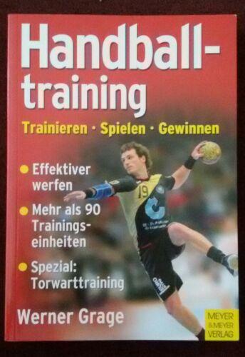 Handball Training Buch