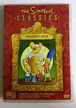 The Simpsons - Greatest Hits DVD Craigieburn Hume Area Preview