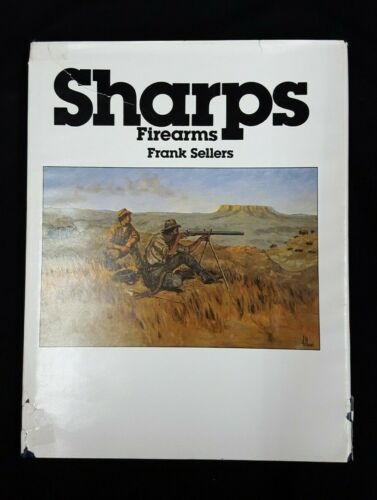 2005 Sharps Firearms Book by Frank Sellers