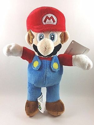 "11.5"" Nintendo Official Super Mario Plush Stuffed Toy Authentic Licensed ! NWT"