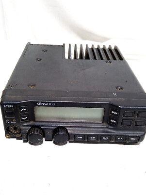 Kenwood Tk-790 Radio Dc 13.6v 12a Vhf Fm Transceiver