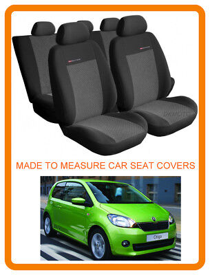 Tailored seat covers for Citroen C1  2005-2014  FULL SET P1