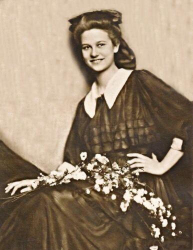 Princess Sophie of Hohenberg Daughter of Archduke Franz Ferdinand Austria Photo