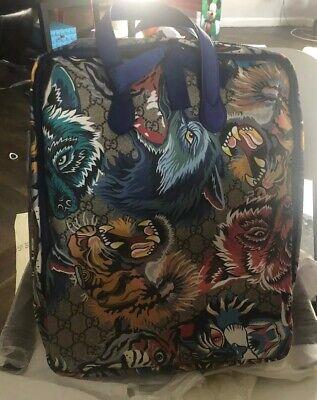 Gucci GG Kids Backpack
