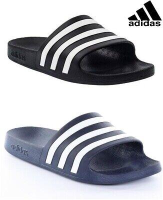 Adidas Slides Mens Womens Sliders Adilette Beach Flip Flops Sandals Slide Shoes