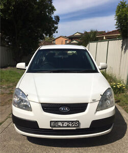 Kia Rio 2009 Salamander Bay Port Stephens Area Preview