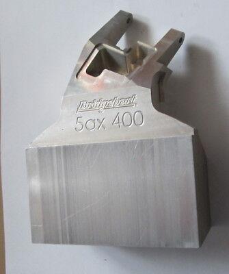 Cnc Advertising Bridgeport 5ax Raw Aluminum Block 3 X 3 X 6 Lathe Machining